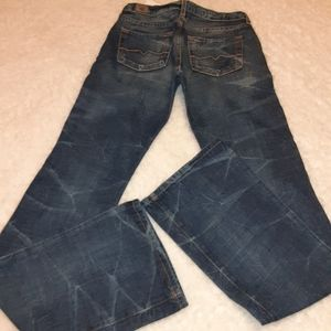 NWT RED ENGINE JEANS